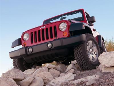 Jeep Wrangler (File Photo)