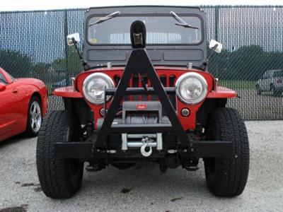 '46 Willys CJ Custom (File Photo)