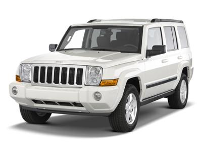 2009 Jeep Commander (File Photo)