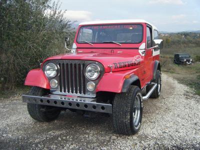1984 CJ7 (File Photo)
