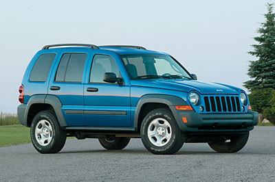Jeep Liberty KJ (File Photo)