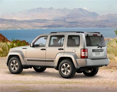2008 Jeep Liberty (File Photo)