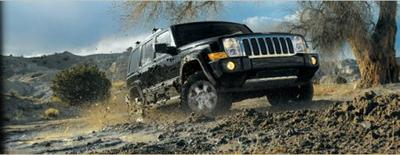 Jeep Commander (File Photo)