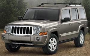 2010 Jeep Commander...Final Year! (File Photo)