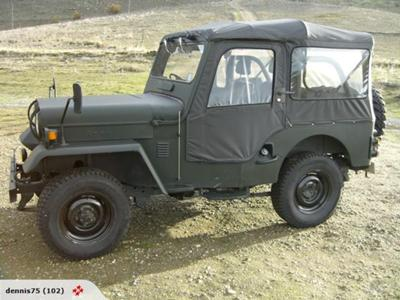 Army replica