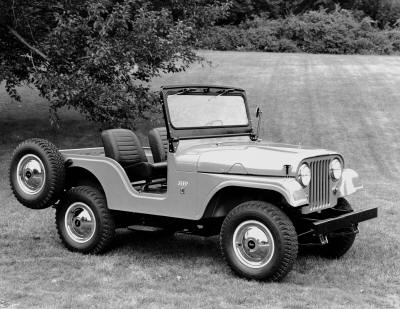 1966 Jeep CJ5  (File Photo)