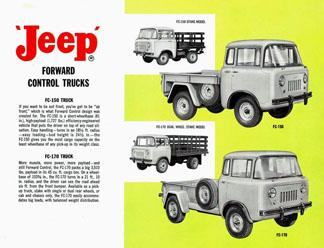 Jeep (FC) Forward Control Ad (File Photo)