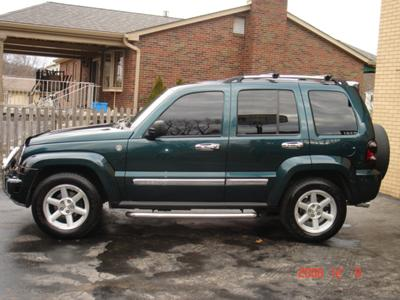 2005 Jeep Liberty Crd Limited. 2005 Jeep Liberty Limited