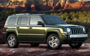 2010 Jeep Patriot (File Photo)
