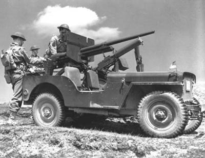 WWII Willys War Jeep (File Photo)