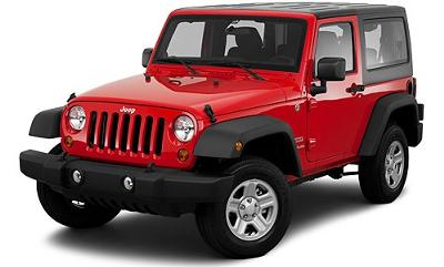 2011 Wrangler JK (File Photo)