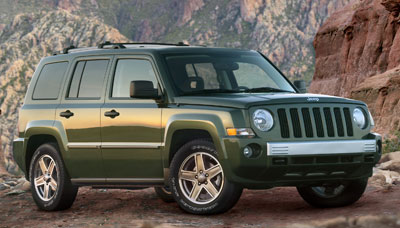 2008 Jeep Patriot (File Photo)