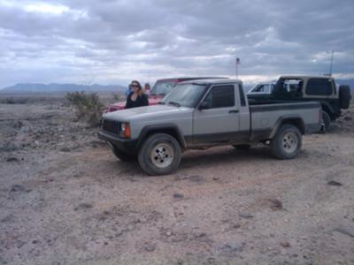 1990 Comanche  Pioneer 4X4