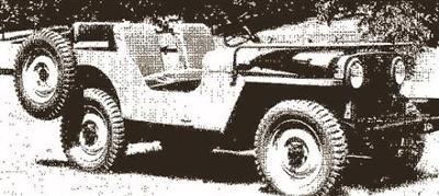 1945 Willys CJ2 (File Photo)