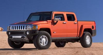 2009 Hummer H3T Pickup (File Photo)