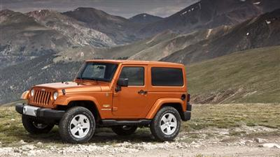 Russian Made Jeep With Top