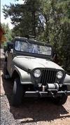 1963 CJ Koenig hardtop and PTO winch