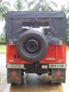 Jeep button NDMS tires for rainy season