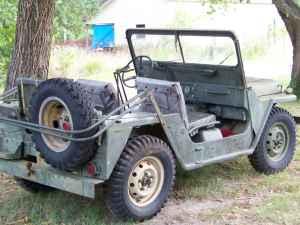 1965 M151 MUTT