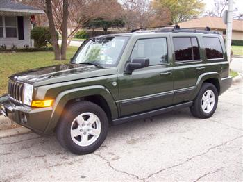 Andrew's 2007 Jeep Commander