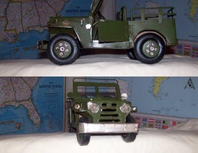 Can You Identify This Toy Jeep?
