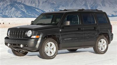 Jeep Patriot (File Photo)