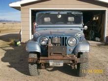 1959 Willys CJ5..Lisa 2!