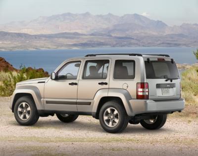 2008 Jeep Liberty Like Mine