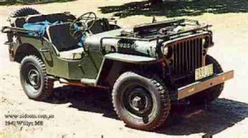 Willys Jeeps...1942 MB!