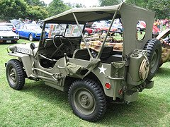 Jeep Wave 1943 Ford GPW