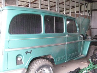 Kaiser Willys Wagon (File Photo)