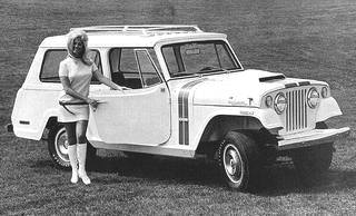 1971 Hurst/Jeepster ad!