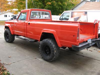 Jeep Off Road Trucks!