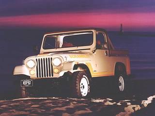 1982 Jeep Scrambler CJ8!