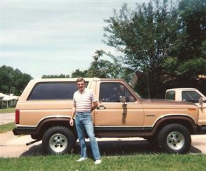 1983 Ford Bronco!