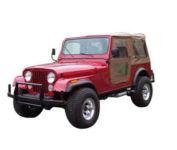1984 Jeep CJ 7!