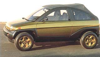 1992 Jeep Concept (1992 ECCO)!