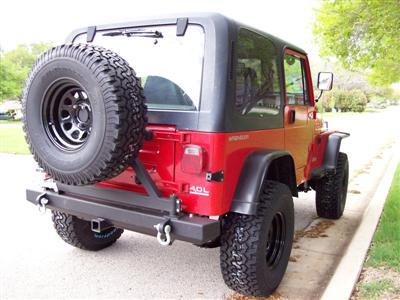Love Jeeps My 95 Wrangleer YJ 2
