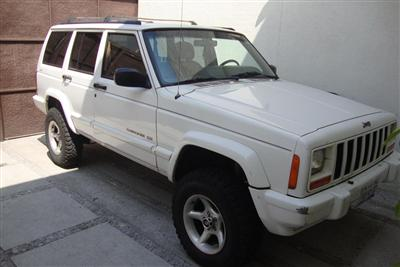 Rafael's '98 Cherokee XJ