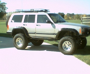 Jeep Cherokee Off Road The Real Thing Or