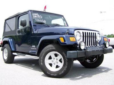 This is NOT our Jeep, but it's a twin.   (Actual photos to follow)