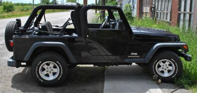 Four Wheeling:  Herb's '06 Unlimited TJ