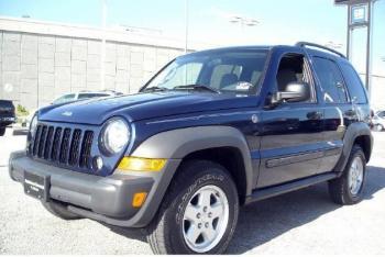 2007 Jeep Liberty 4x4