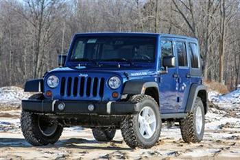 Jeep Rubicon Unlimited 4-door!
