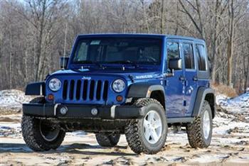 Jeep Rubicon Unlimited 4-door!