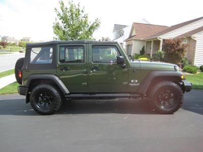 Greg's 2009 Jeep Wrangler JK Unlimited !