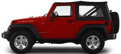 2009 Jeep Wrangler JK