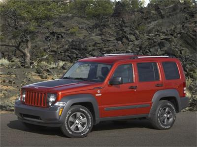 2011 Jeep Liberty!