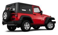 Jeep Fever Wrangler!