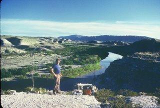 Big Bend National Park Rio Grande!